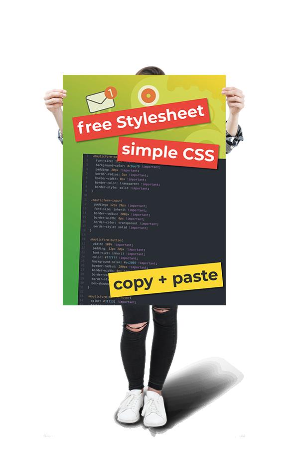 Freebie CSS-Formulare SU 1