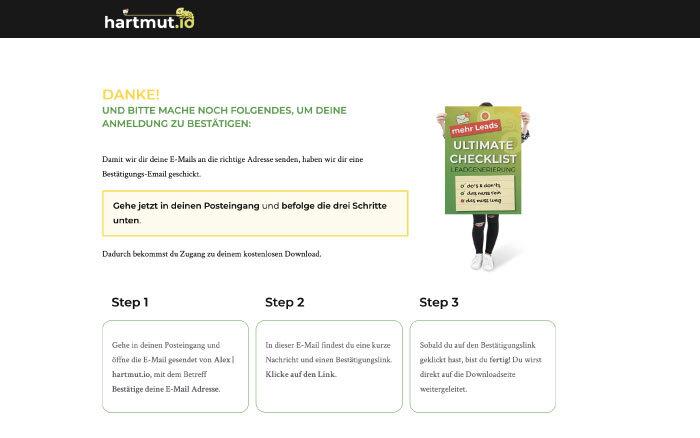 Eine Double-Opt-In Kampagne mit Mautic erstellen 4